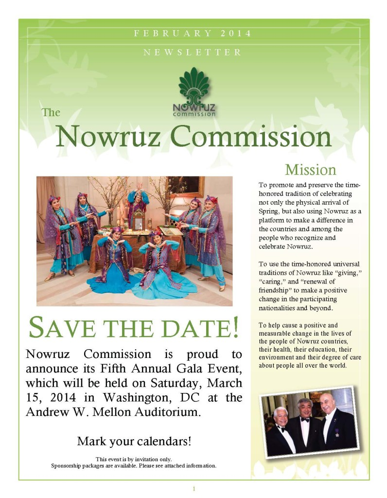 02_2014 Nowruz Commission Newsletter #3_Page_1